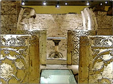 Archaelogical Crypt of the Prison of San Vicente
