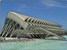Prince Felipe Museum of Science in Valencia