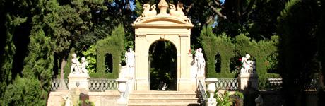 Palacete y jardin de monforte atracciones turisticas en for Jardines de monforte
