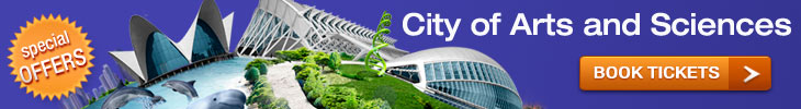 City of Arts and Sciences Tickets