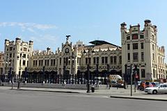 Stazioni Ferroviarie a Valencia